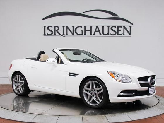 2014 Mercedes-Benz SLK-Class SLK250:22 car images available