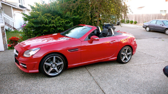 2015 Mercedes-Benz SLK-Class SLK250:12 car images available