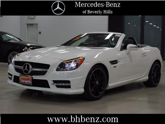 2015 Mercedes-Benz SLK-Class SLK250:19 car images available