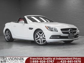 2015 Mercedes-Benz SLK-Class SLK250:24 car images available