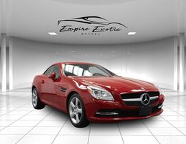 2013 Mercedes-Benz SLK-Class SLK250:24 car images available