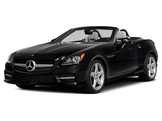 2014 Mercedes-Benz SLK-Class SLK250 : Car has generic photo