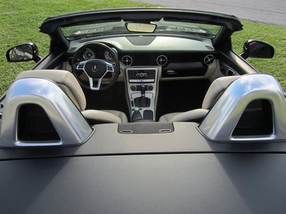 2012 Mercedes-Benz SLK-Class SLK250