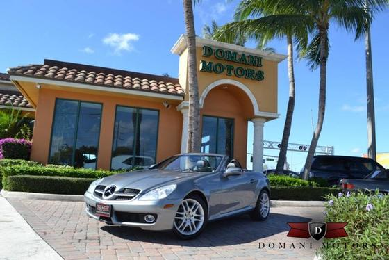 2009 Mercedes-Benz SLK-Class SLK280:24 car images available