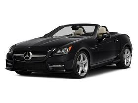 2016 Mercedes-Benz SLK-Class SLK300 : Car has generic photo
