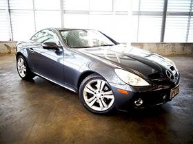 2010 Mercedes-Benz SLK-Class SLK300:24 car images available