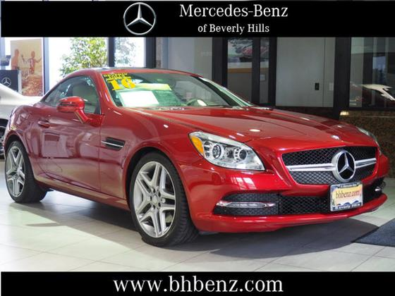 2016 Mercedes-Benz SLK-Class SLK300:19 car images available
