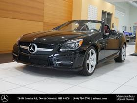2016 Mercedes-Benz SLK-Class SLK300:24 car images available