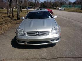 2002 Mercedes-Benz SLK-Class SLK32 AMG:3 car images available