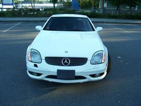 2003 Mercedes-Benz SLK-Class SLK32 AMG