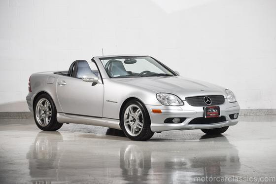 2003 Mercedes-Benz SLK-Class SLK32 AMG:24 car images available