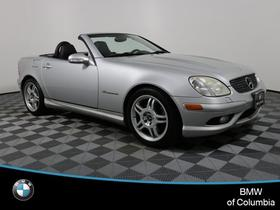 2003 Mercedes-Benz SLK-Class SLK32 AMG:22 car images available