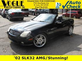 2002 Mercedes-Benz SLK-Class SLK32 AMG:24 car images available