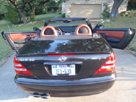 2002 Mercedes-Benz SLK-Class SLK32 AMG:23 car images available