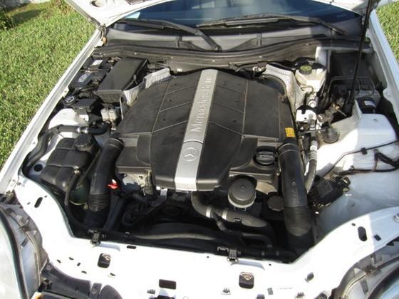 2002 Mercedes-Benz SLK-Class SLK320