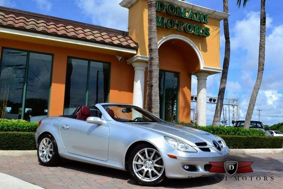 2006 Mercedes-Benz SLK-Class SLK350:24 car images available