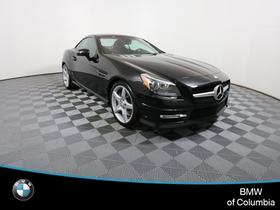 2013 Mercedes-Benz SLK-Class SLK350:21 car images available