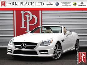 2016 Mercedes-Benz SLK-Class SLK350:24 car images available