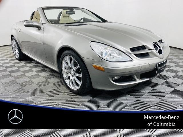 2007 Mercedes-Benz SLK-Class SLK350:24 car images available