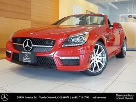 2015 Mercedes-Benz SLK-Class SLK55 AMG:24 car images available
