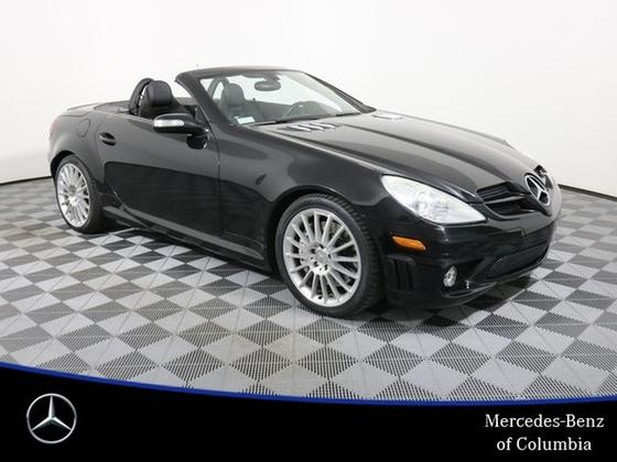 2006 Mercedes-Benz SLK-Class SLK55 AMG:21 car images available