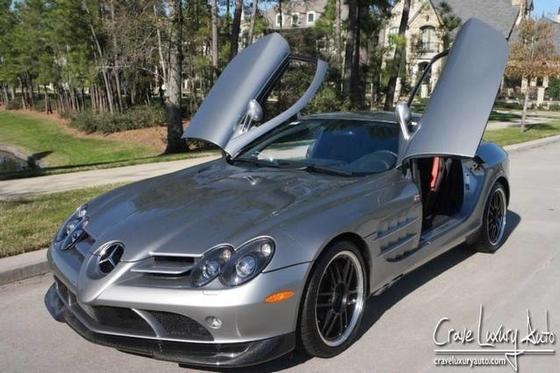 2007 Mercedes-Benz SLR-McLaren :24 car images available