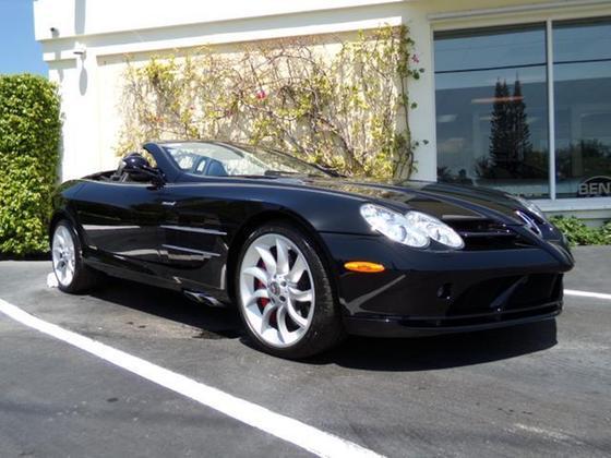 2008 Mercedes-Benz SLR-McLaren :12 car images available