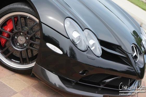 2007 Mercedes-Benz SLR-McLaren