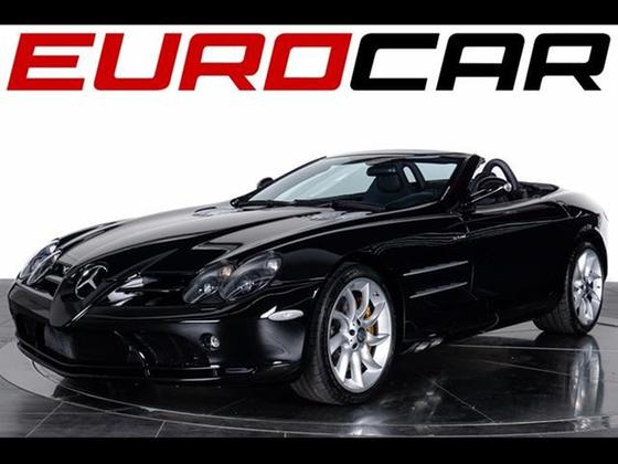 2008 Mercedes-Benz SLR-McLaren :24 car images available