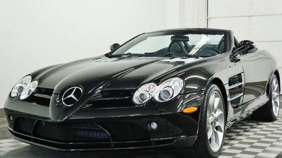 2008 Mercedes-Benz SLR-McLaren :17 car images available