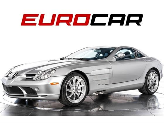 2005 Mercedes-Benz SLR-McLaren :24 car images available