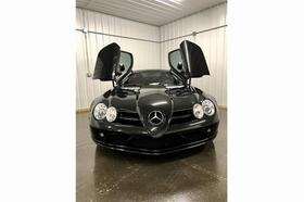 2006 Mercedes-Benz SLR-McLaren :2 car images available