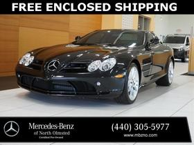 2006 Mercedes-Benz SLR-McLaren :24 car images available