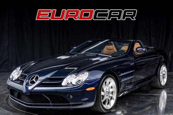 2008 Mercedes-Benz SLR-McLaren :24 car images available