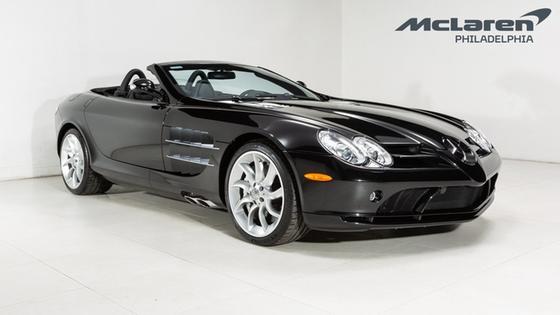 2008 Mercedes-Benz SLR-McLaren :21 car images available