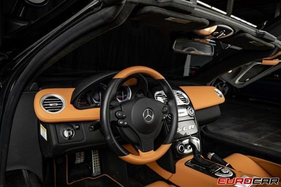 2008 Mercedes-Benz SLR-McLaren