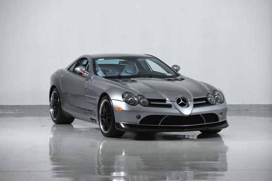 2007 Mercedes-Benz SLR-McLaren 722:24 car images available