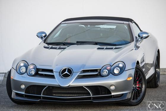 2009 Mercedes-Benz SLR-McLaren 722:24 car images available