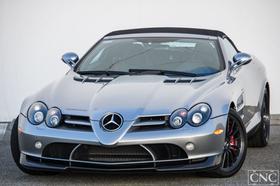 2009 Mercedes-Benz SLR-McLaren 722:24 car images available