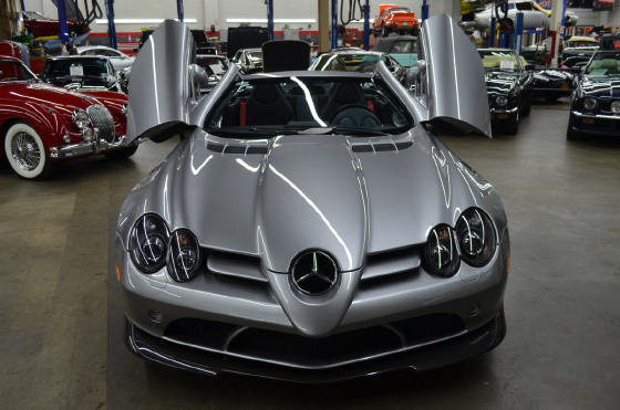 2009 Mercedes-Benz SLR-McLaren 722