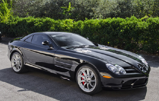 2006 Mercedes-Benz SLR-McLaren Coupe:23 car images available