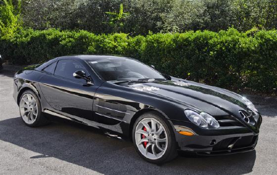 2006 Mercedes-Benz SLR-McLaren Coupe:23 car images available