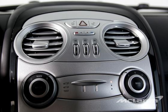 2006 Mercedes-Benz SLR-McLaren Coupe