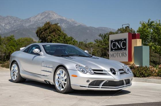 2005 Mercedes-Benz SLR-McLaren Coupe:24 car images available