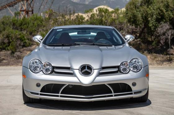 2005 Mercedes-Benz SLR-McLaren Coupe