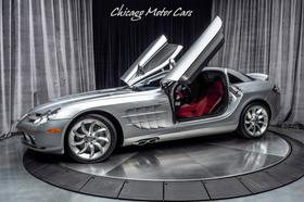 2006 Mercedes-Benz SLR-McLaren Coupe:24 car images available