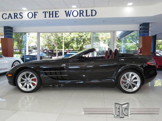 2009 Mercedes-Benz SLR-McLaren Roadster:24 car images available