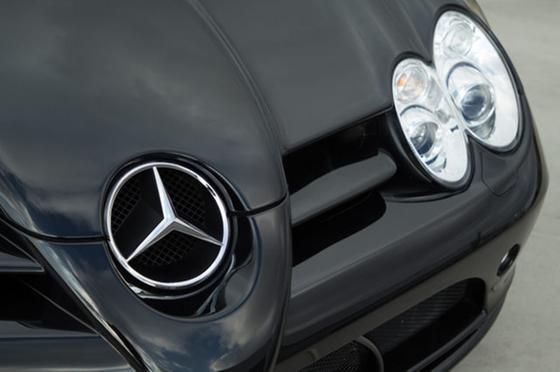 2008 Mercedes-Benz SLR-McLaren Roadster