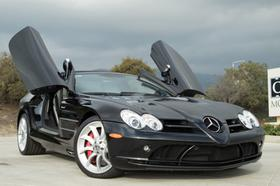 2008 Mercedes-Benz SLR-McLaren Roadster:24 car images available