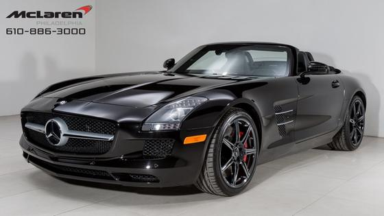 2012 Mercedes-Benz SLS AMG :22 car images available